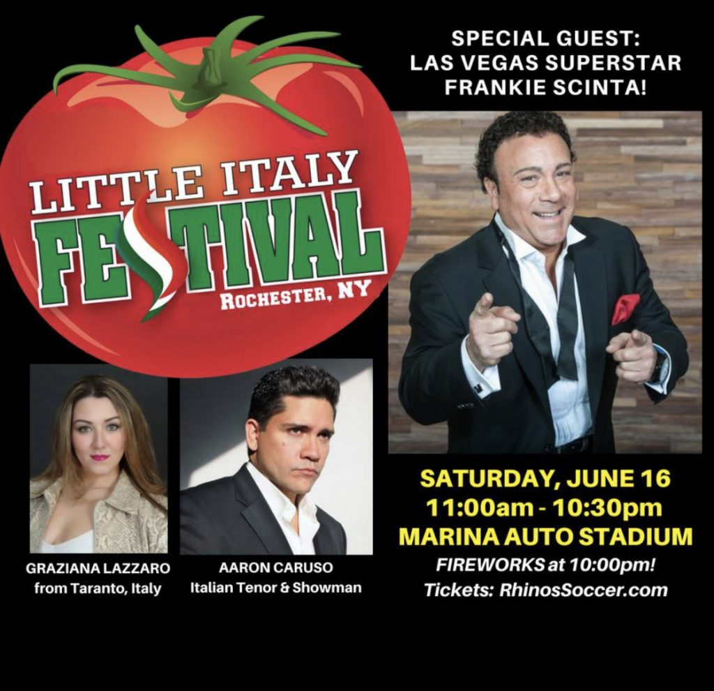 Little Italy Festival – Rochester, NY