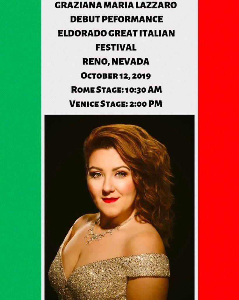 Eldorado Great Italian Festival – Reno, NV